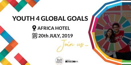 Youth4GlobalGoals billets