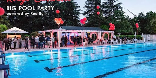 20.07 Rouge Carrousel | Pool Party at HARBOUR CLUB- CARLOS