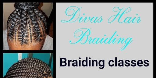 Divas hair Braiding classes