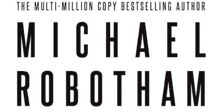 Michael Robotham Author Talk tickets