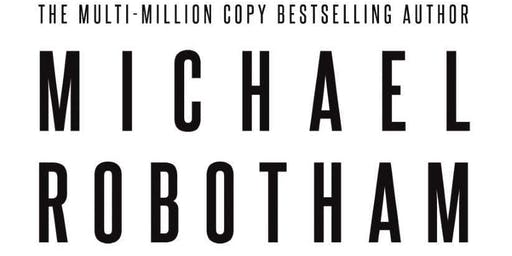 Michael Robotham Author Talk