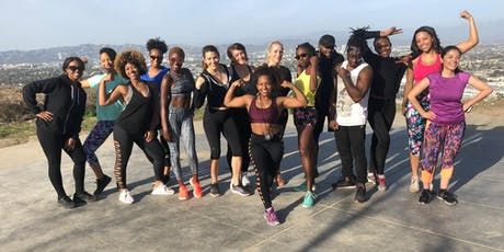 Chicago Pop-up Happy Hour Bootcamp Workout  tickets