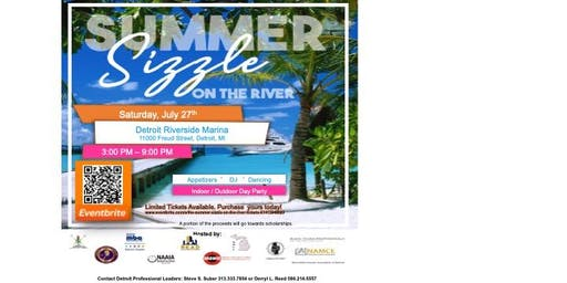 The Summer Sizzle on the River