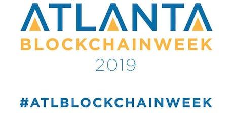 Atlanta Blockchain Week 2019 tickets