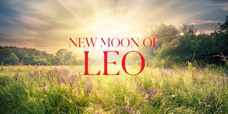 New Moon of Leo with Yael Yardeni tickets