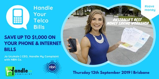Save up to $1,000 on yr Telco Bills with Jo Ucukalo and NBN Co.