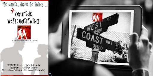 découverte Et initiation Danse West Coast Swing