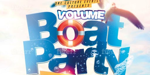 VOLUME BOAT PARTY AT THE HARBOUR VOL13