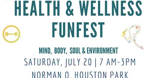 Health & Wellness Fun Fest 2019