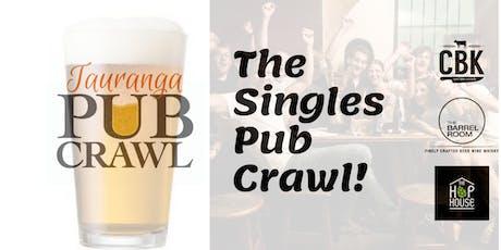 Singles Tauranga Pub Crawl tickets