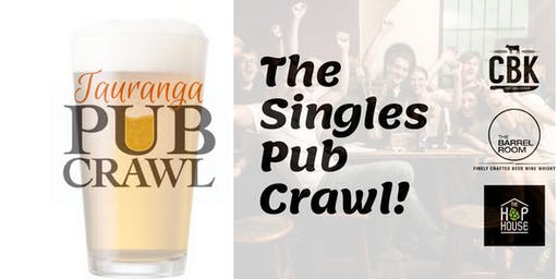 Singles Tauranga Pub Crawl