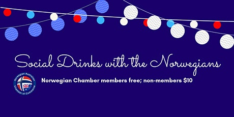 Social Drinks with the Norwegians - Easter Special tickets