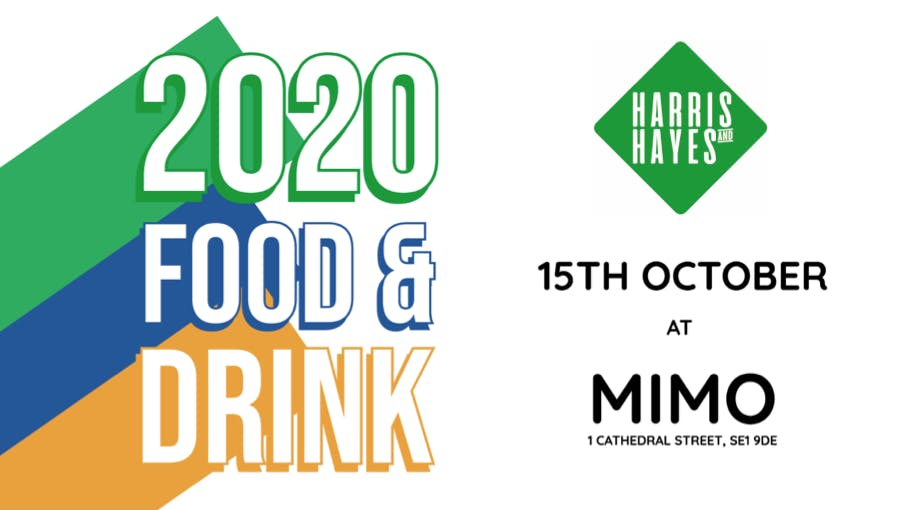 2020 Food and Drink Event