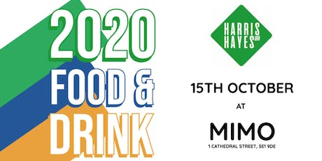 2020 Food and Drink Event tickets