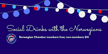 Social Drinks with the Norwegians - Winter Special tickets