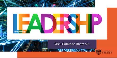 Leading Self: Health & Wellbeing  | Leadership Workshop tickets