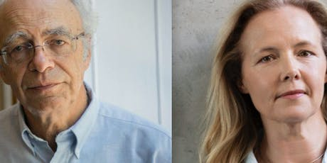 An Evening with Peter Singer and Sarah Hopkins tickets