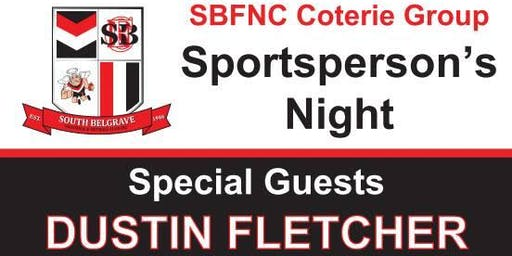 The South Belgrave Coterie Sportsperson's Night