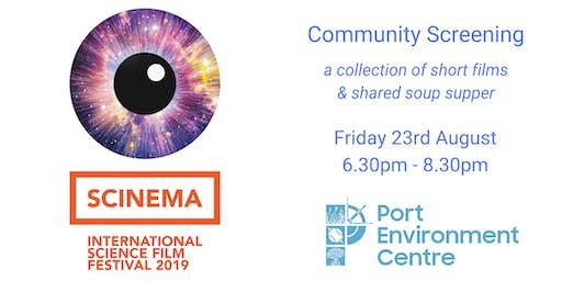SCINEMA Science Film Festival Community Screening