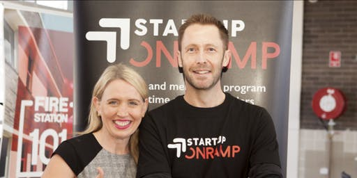 Startup Onramp Discussion with Colin Kinner