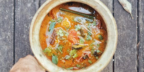 SRI LANKAN COOKING CLASS & LUNCH tickets