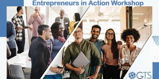 Entrepreneurs In Action Workshop Series