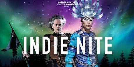 Indie Nite tickets