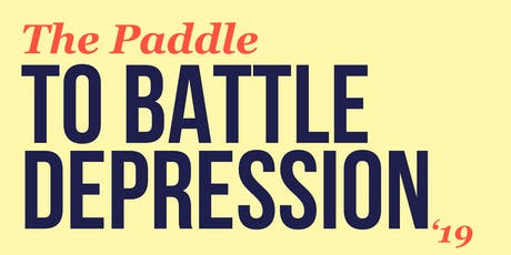 Paddle to Battle Depression 2019 tickets