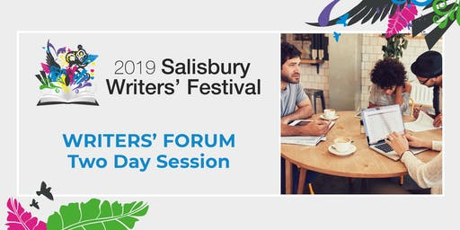 Salisbury Writers' Festival - Weekend Pass