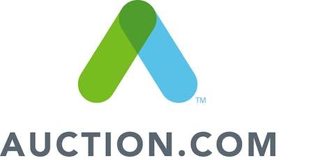 Auction.com Investor Workshop with Scott Bashaar in Tempe tickets