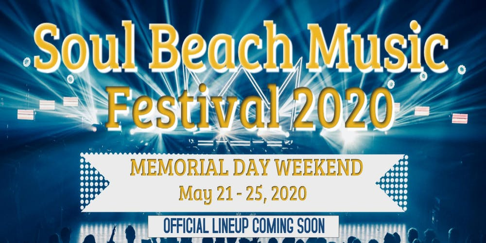 Quad Cities Events May 2020.Soul Beach Music Festival 2020 Tickets Thu May 21 2020 At