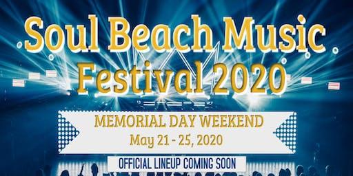 Soul Beach Music Festival 2020