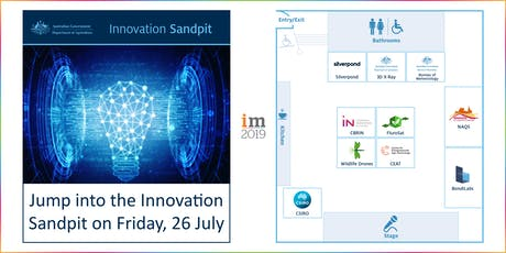 Innovation Sandpit tickets