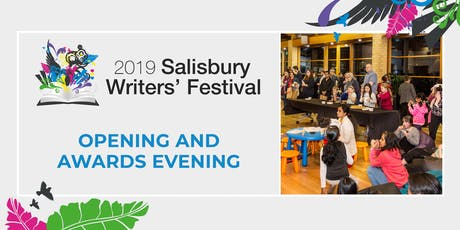 Salisbury Writers' Festival Opening & Awards Evening tickets