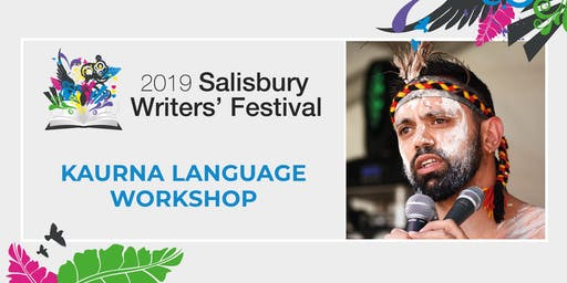 Kaurna Language Workshop with Jack Buckskin