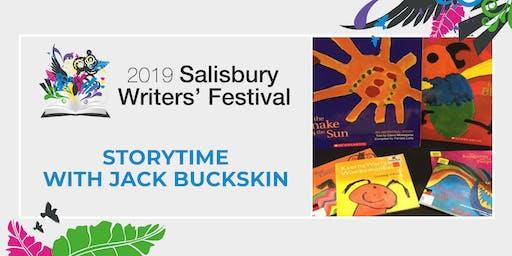 Storytime with Jack Buckskin