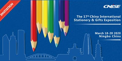 The 17th China International Stationery & Gifts Ex