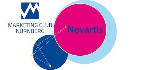 NOVARTIS: Warum Migräne keine Ausrede ist - Pharma Marketing zur Volkskrankheit Nr. 1 - Marketing Club Nürnberg - MCN Tickets