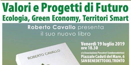 Presentazione La Bibbia dell'Ecologia - S. Benedetto del Tronto - 19 luglio biglietti
