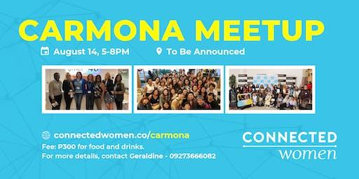 #ConnectedWomen Meetup - Carmona (PH) - August 14