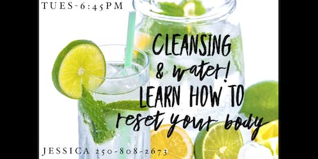 Healthy Results with Cleansing & Hydration  tickets