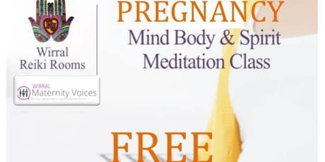 FREE Pregnancy Meditation  tickets