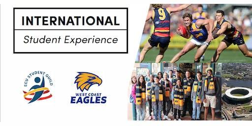 ECU International AFL Experience