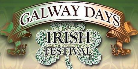 Galway Days Irish Festival 2019 tickets
