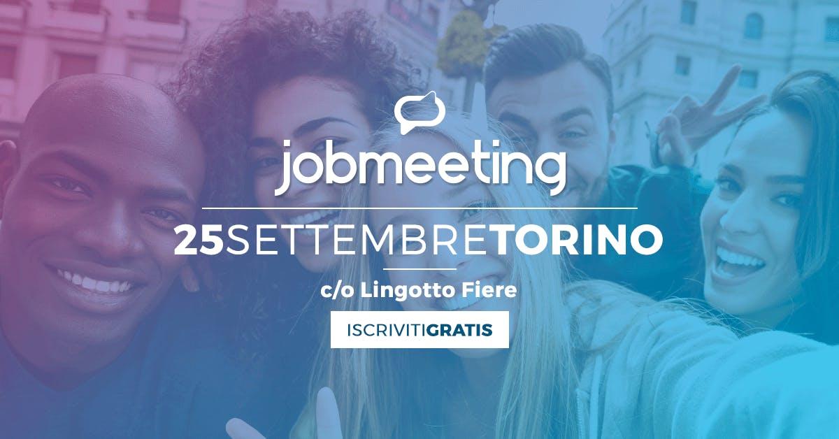 Prova Job Meeting Torino