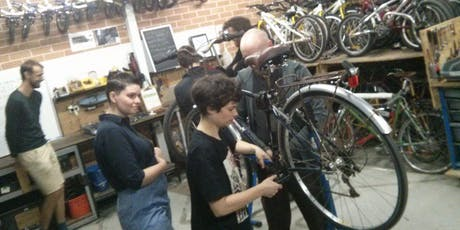 Pedal Power: Building Bikes for Asylum Seekers  tickets