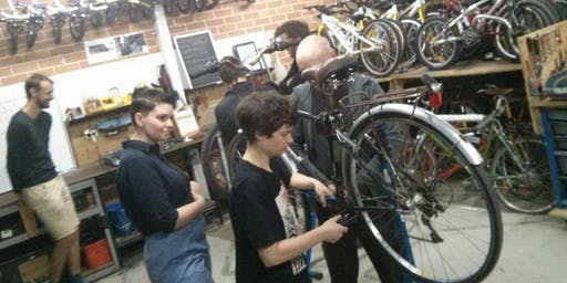 Pedal Power: Building Bikes for Asylum Seekers