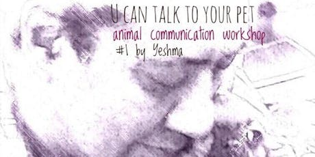 """Yeshma's Workshop #1: """"You can communicate with your pet"""" in KL tickets"""