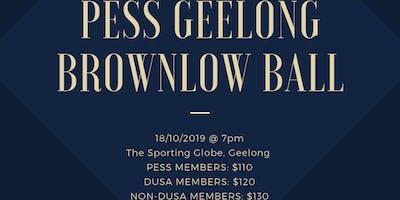 PESS Geelong Brownlow Ball