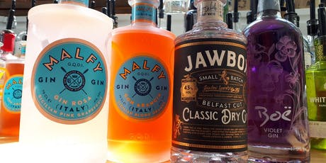 Gin Therapy - The Dark History of GIn tickets